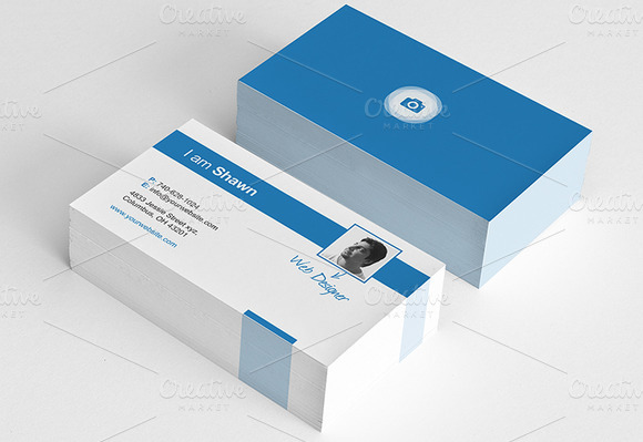 Minimal Busines Card Template