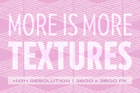 More is more textures vol.2 - Textures