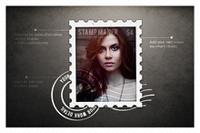 Easy Stamp Maker (Mockup)