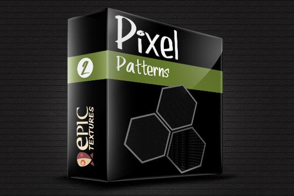 Pixel Patterns V.2