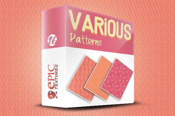 Various Patterns v.26 - Graphics