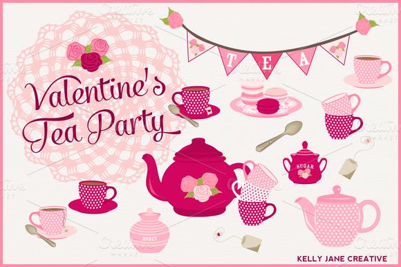 Teatime Valentines — Crafthubs