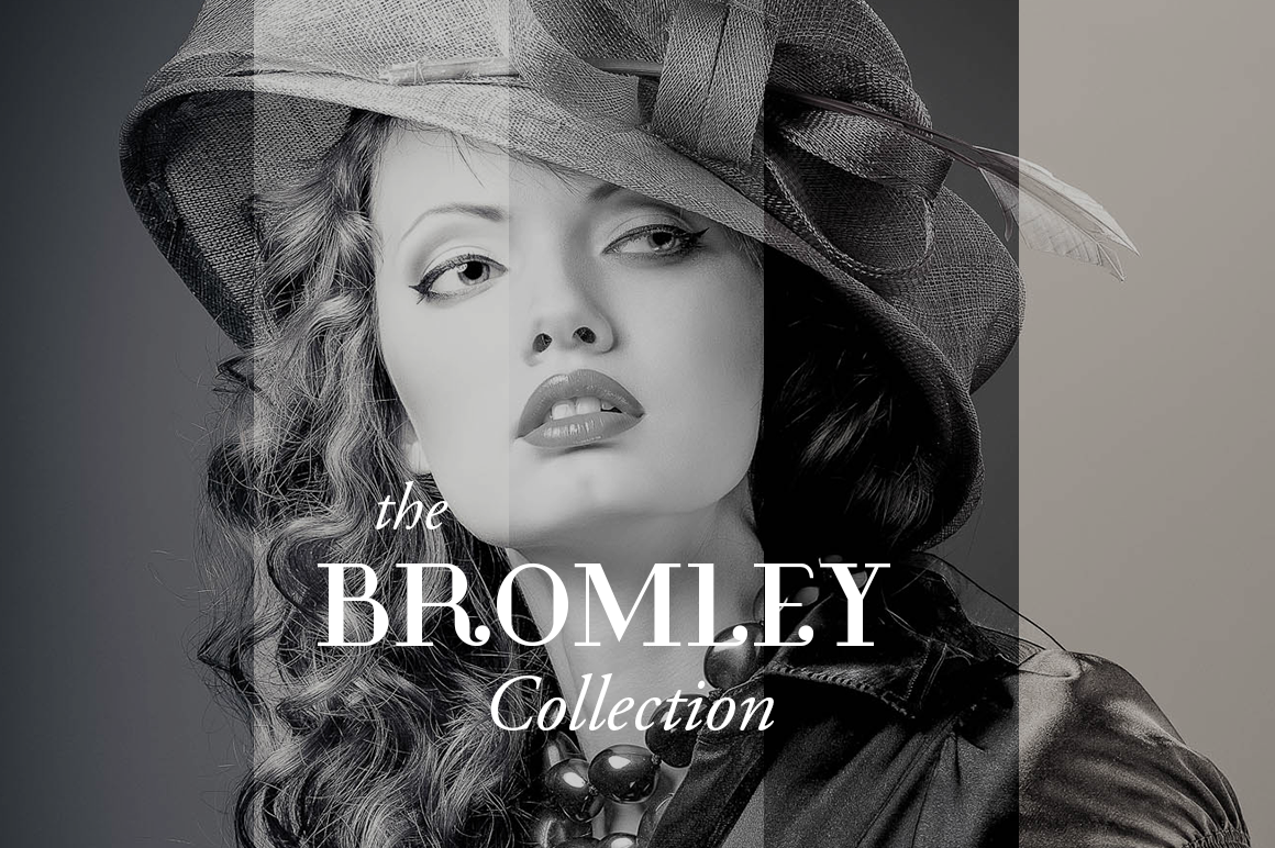 The Bromley Collection Lr5 Presets Add Ons On Creative