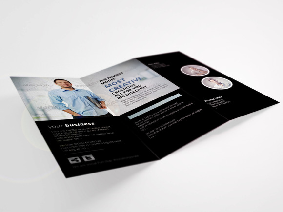 Clean Corporate Brochure