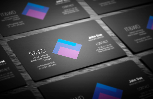 Coll Business Card