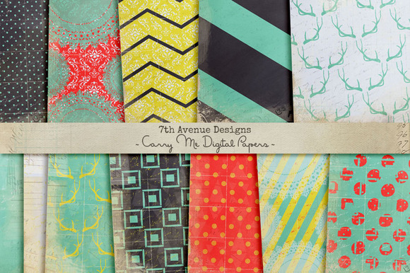 Carry Me Digital Papers