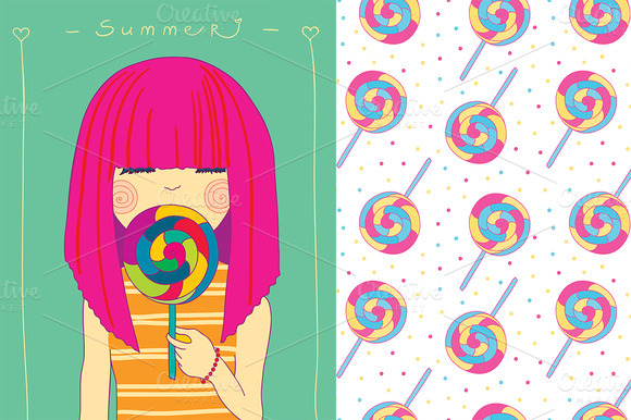 Summer And Candy