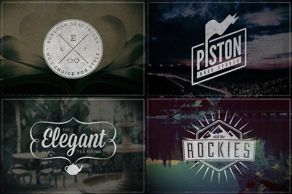 Vintage Logos Vol.2