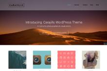 Carajillo - Photography Theme