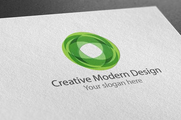Creative Modern Design Logo