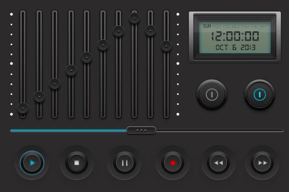 Entertainment User Interface Kit