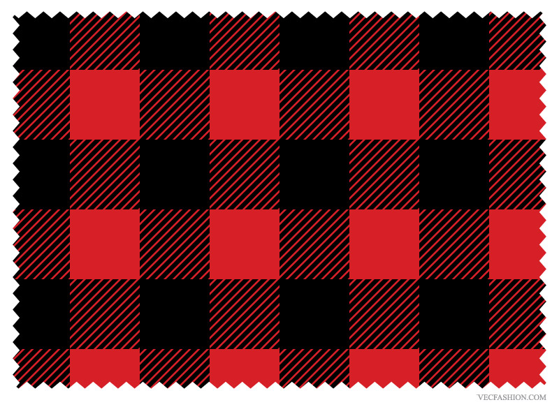Lumberjack Plaid Texture And Pattern Patterns On