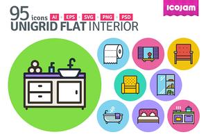 UniGrid Flat Interior