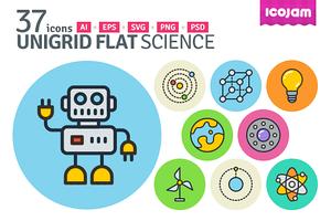UniGrid Flat Science