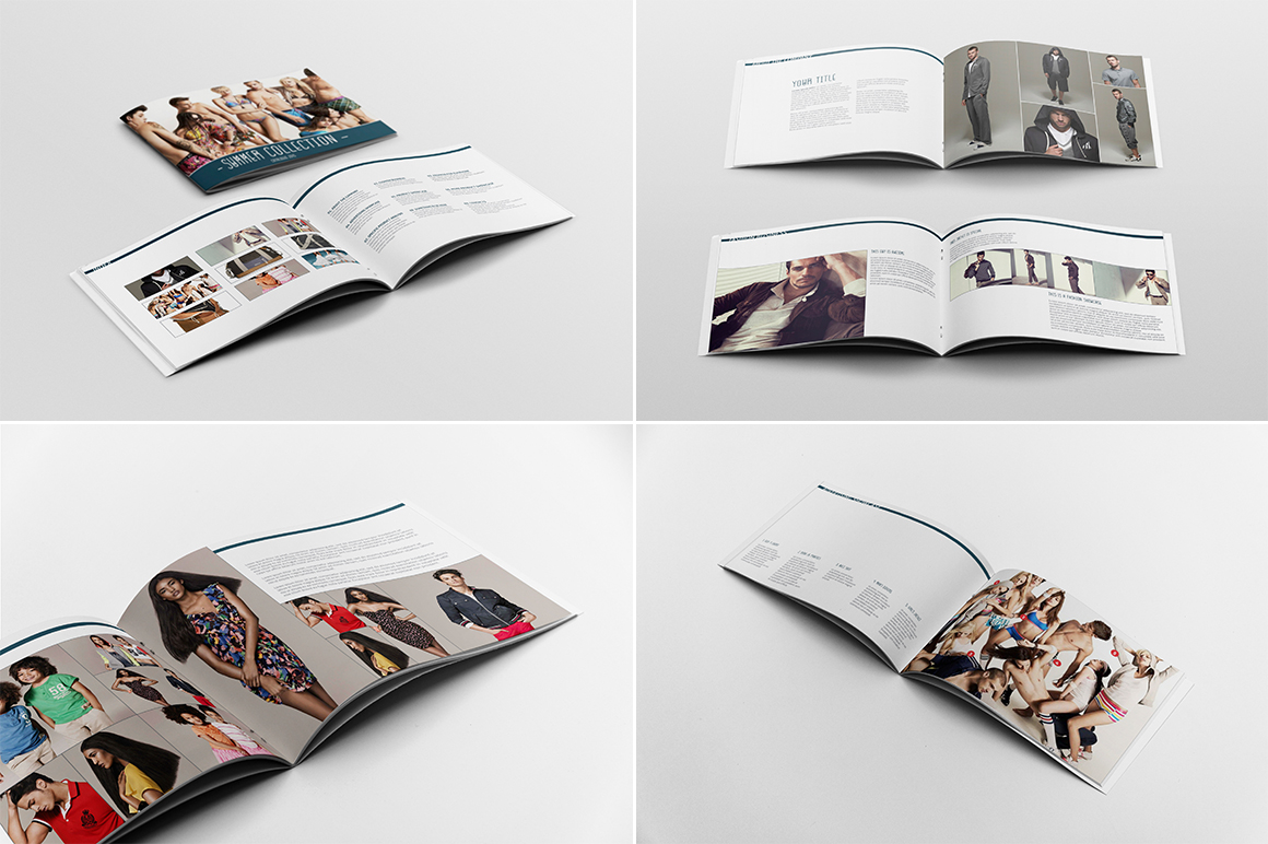 portfolio brochure template - catalogue portfolio template brochure templates on
