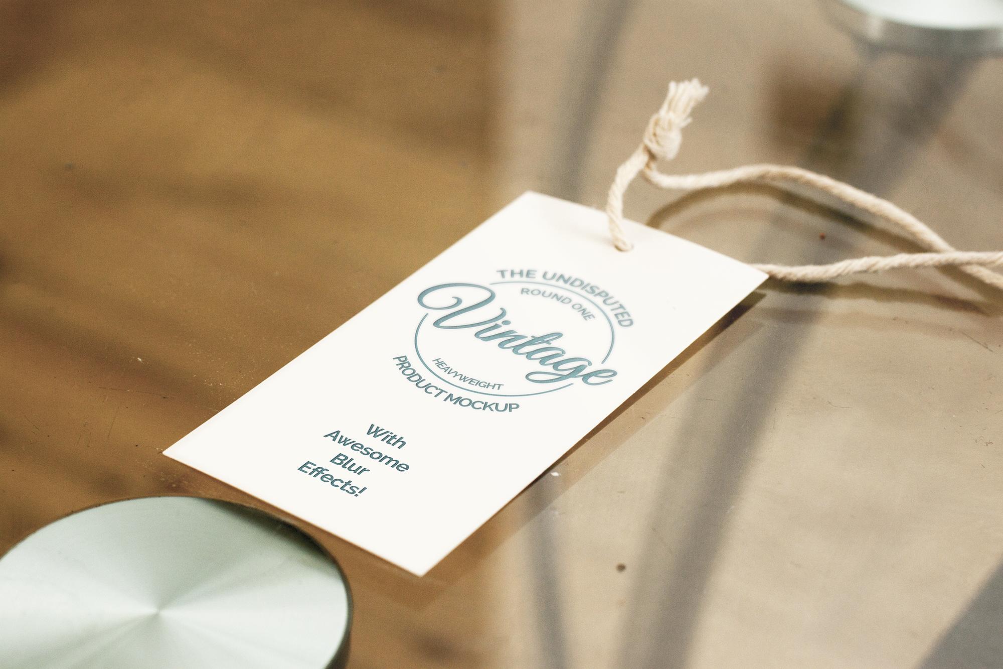 Clothing Label Mockup Pack ~ Product Mockups on Creative ...
