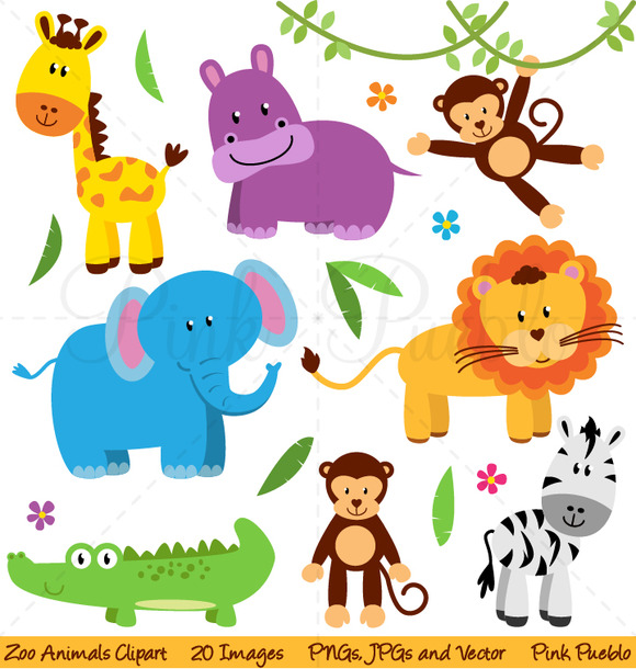 clipart jungle safari - photo #43