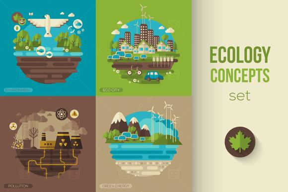 4 Eco Concepts