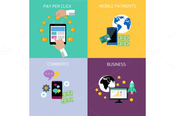 Internet Business Payment Concepts