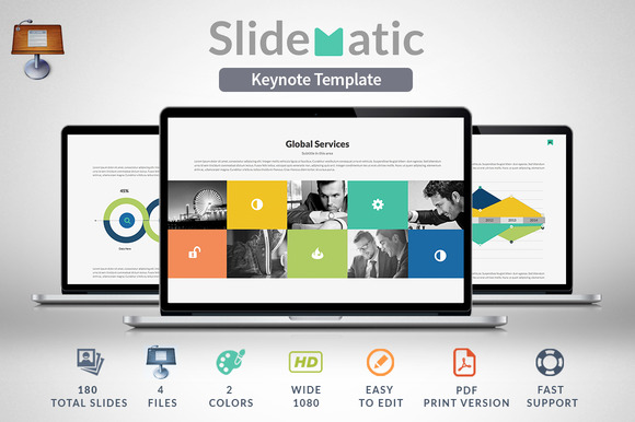 Slidematic Keynote Presentation 288483