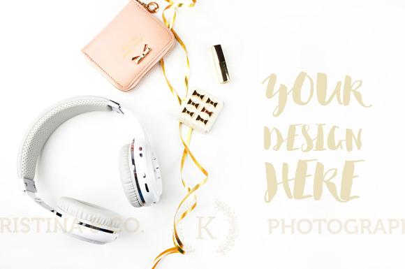 Styled Photo Product Mockup