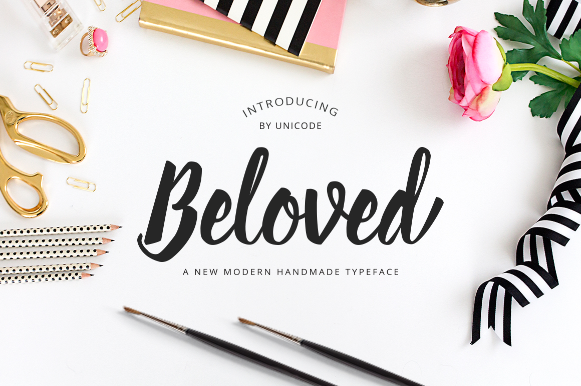 Beloved Font Download