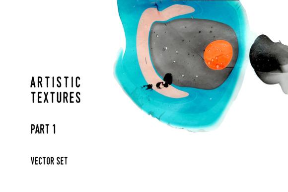 Artistic textures. Part 1 - Textures