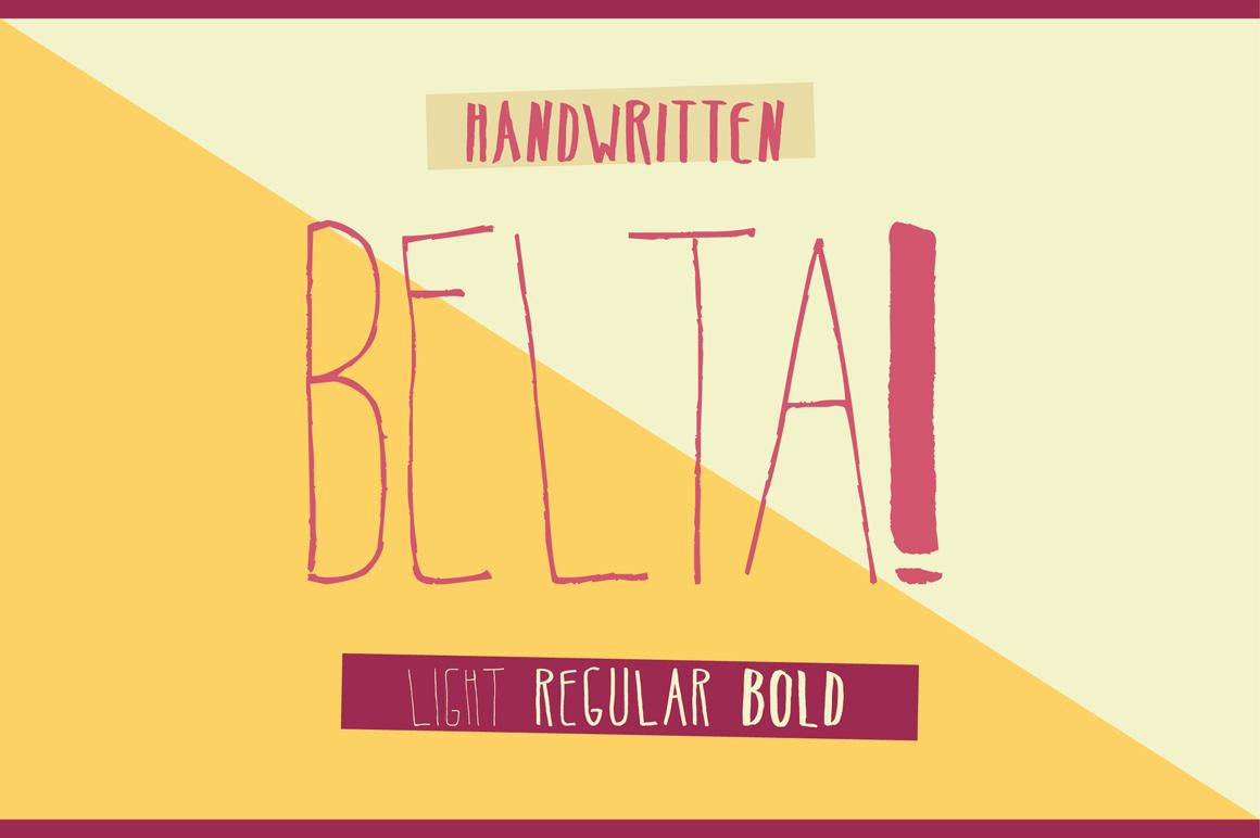 Belta Font Download