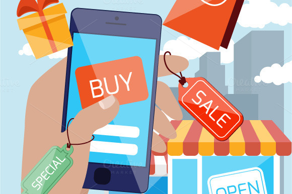 Mobile Marketing And Shopping