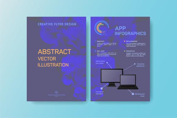 Vector Poster Templates