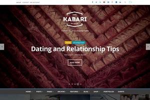 Kabari - News & Magazine Theme