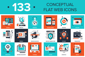 Advanced Flat Web Ions