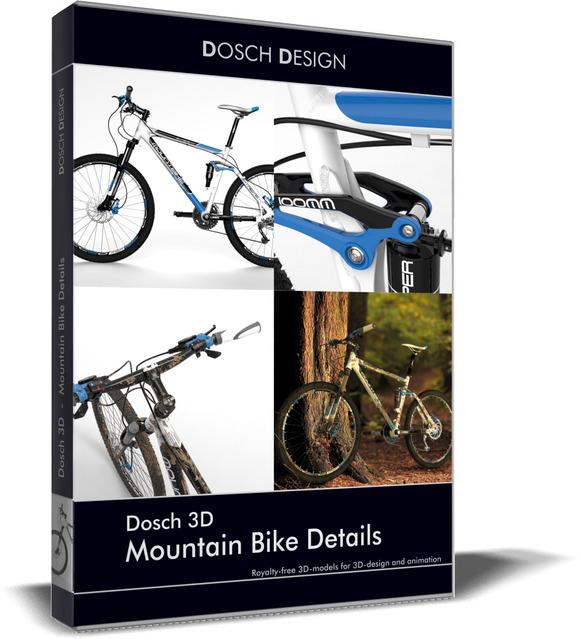 Mounatin Bike Details - FBX