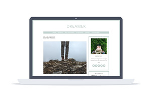 Dreamer - Premium Wordpress Theme