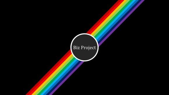 Serif Project Keynote Template