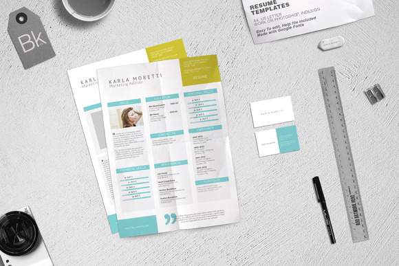 Visual Resume - Prominence - Resumes - 1
