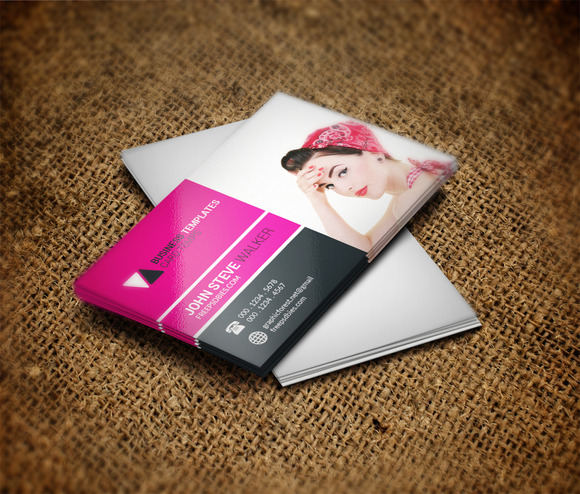 Fashion business card template business card templates for Fashion business card template