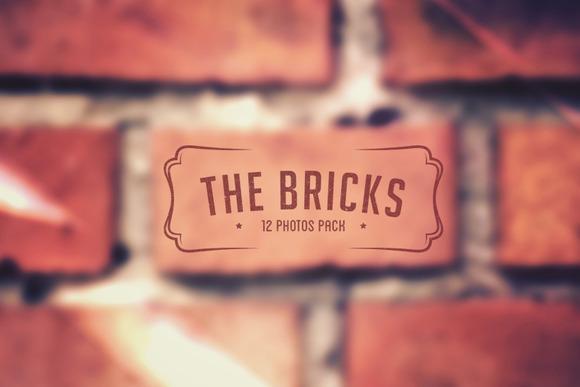 The Bricks 12 Blurred Background