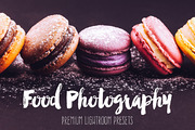 Food Photography Lightroom -Graphicriver中文最全的素材分享平台
