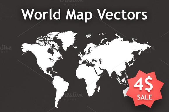World Map Vectors