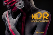 HDR Visions Lightroom Prese-Graphicriver中文最全的素材分享平台
