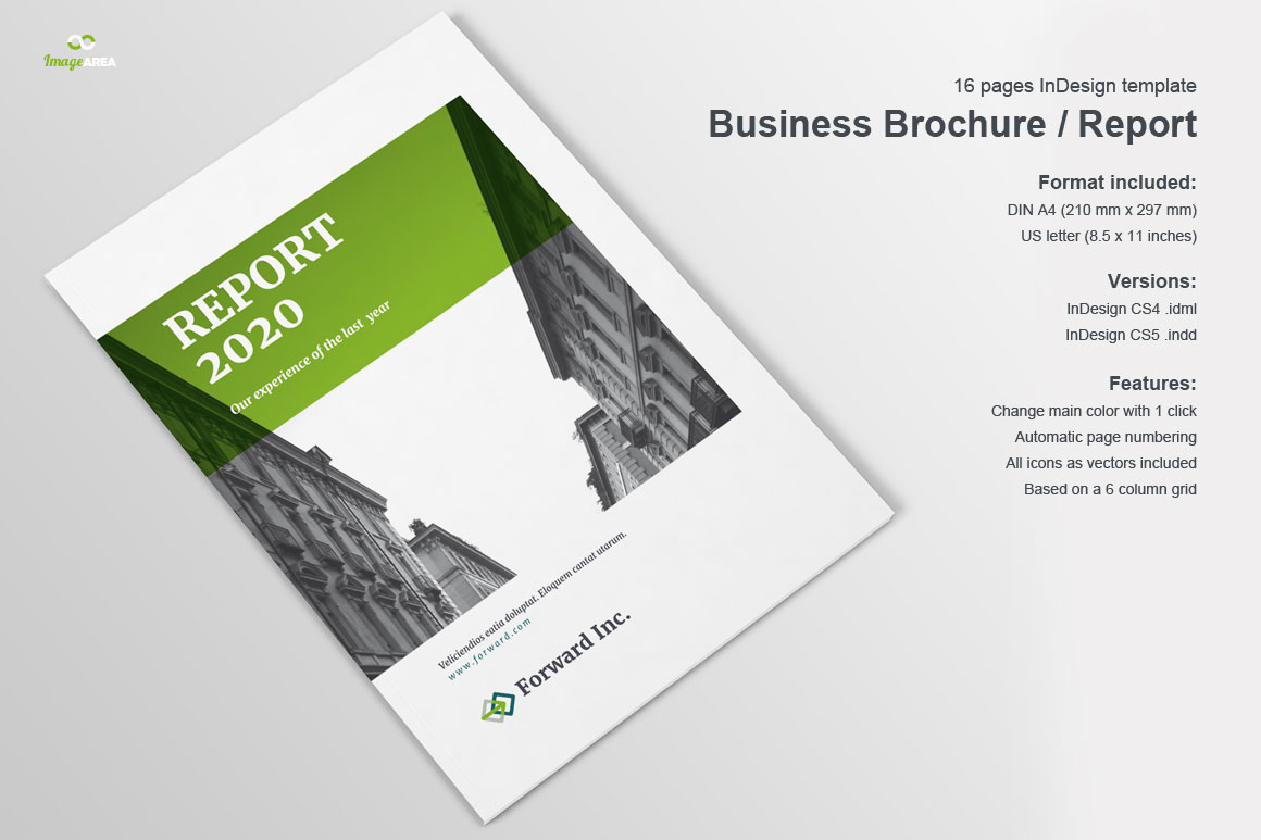 business brochure template - business brochure report brochure templates on