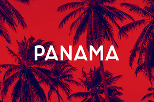 PANAMA — Bold & Light
