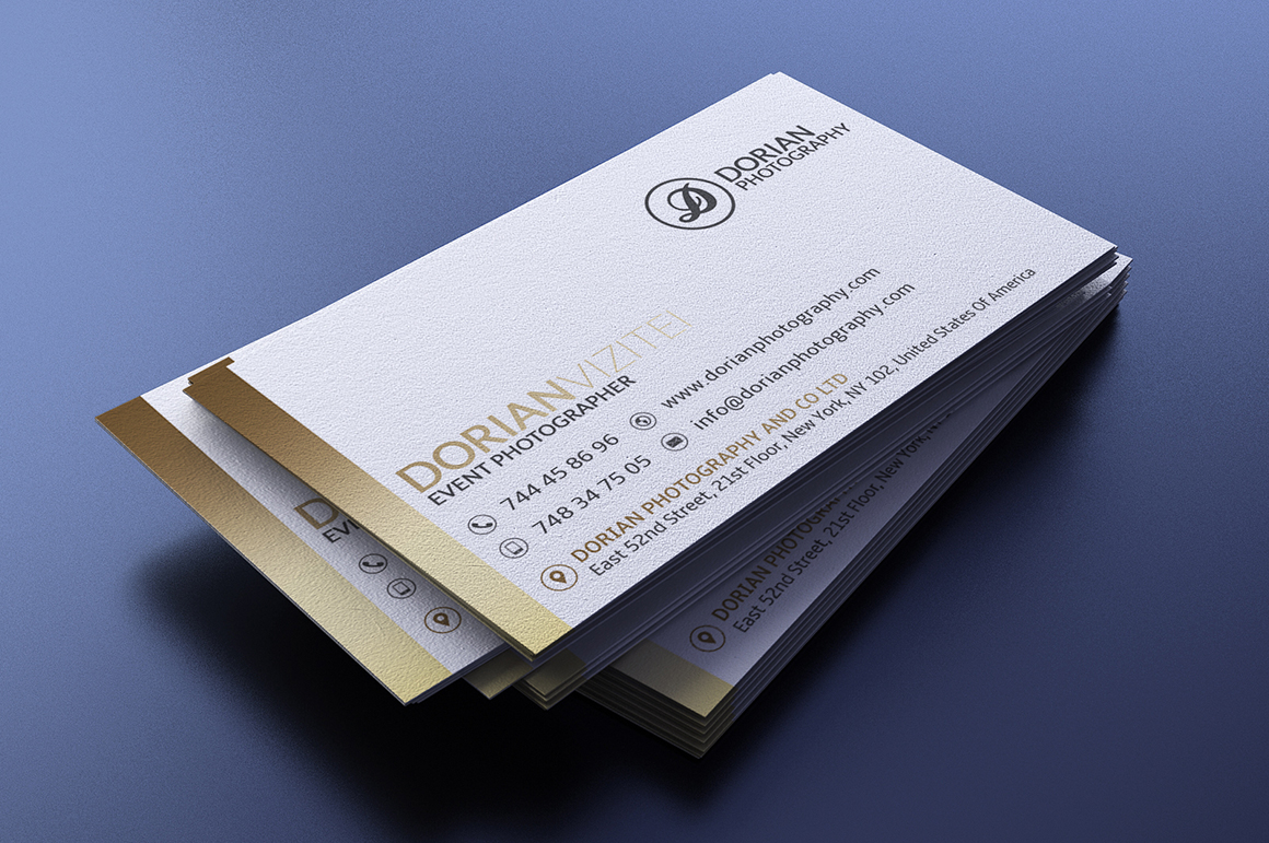 elegant business card  business card templates on