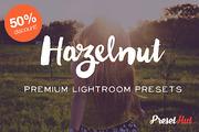 50% off Hazelnut Lightroom -Graphicriver中文最全的素材分享平台