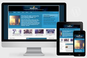 Mimbo Pro - WordPress Theme