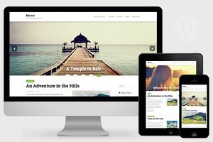 Mirror - WordPress Photography Theme