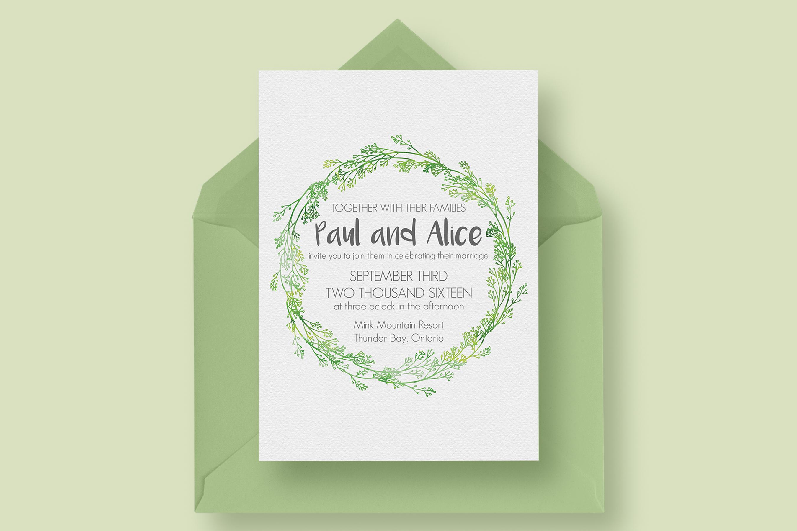 hip wedding invitation suite invitation templates on With hip wedding invitations template
