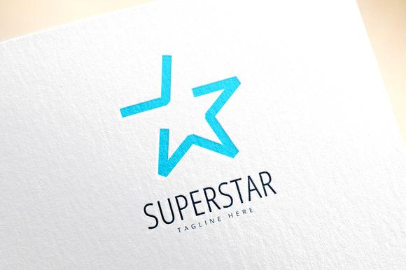 Star Vector Logo Icon Leader Win