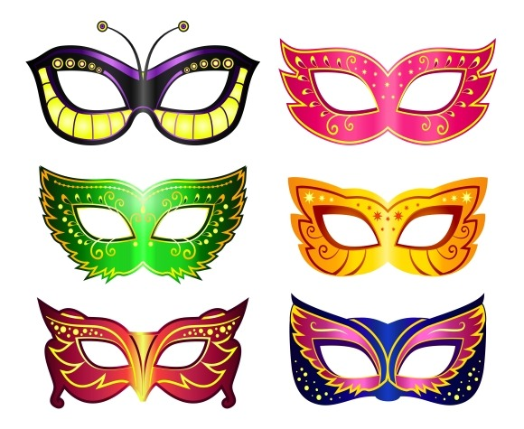 Hd Wallpapers Masquerade Mask Template Diy LppNlccInfo